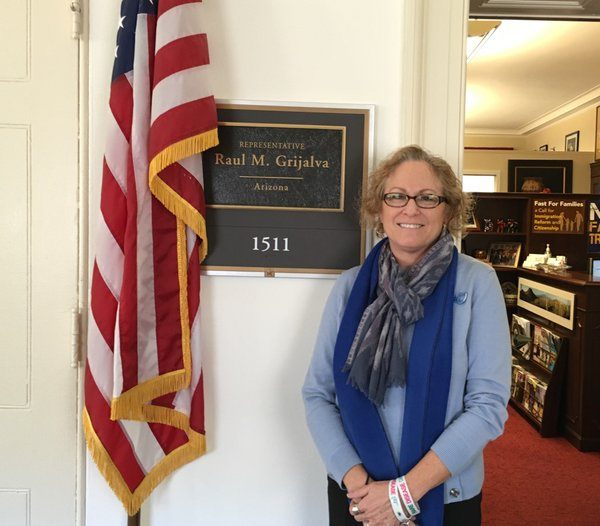 ASF President, Sharon Lagas, on the Importance of Advocacy
