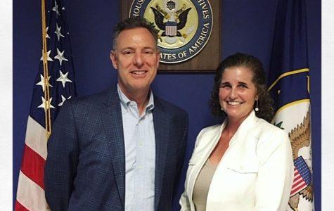 Scott Peters and Lisa Bonebrake